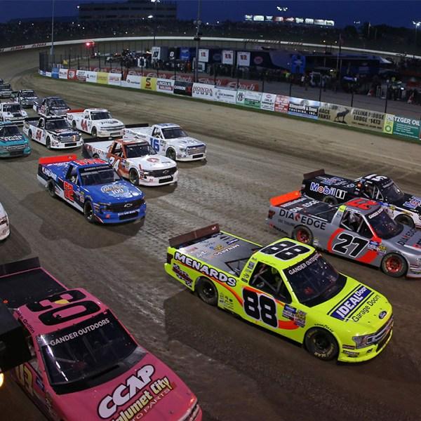 Eldora NASCAR Trucks 2019