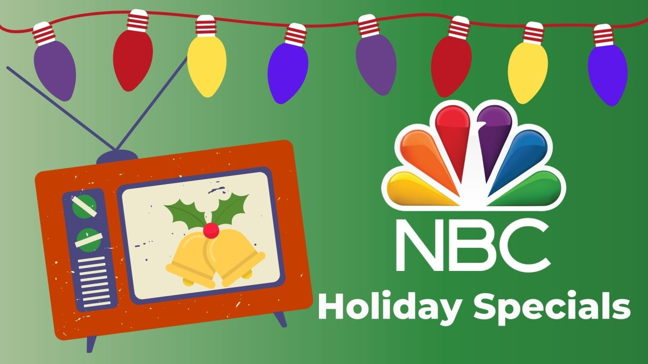 Christmas Eve Mass 2021 Nbc What To Watch Nbc Announces Its First List Of Holiday Specials Nbc4 Wcmh Tv
