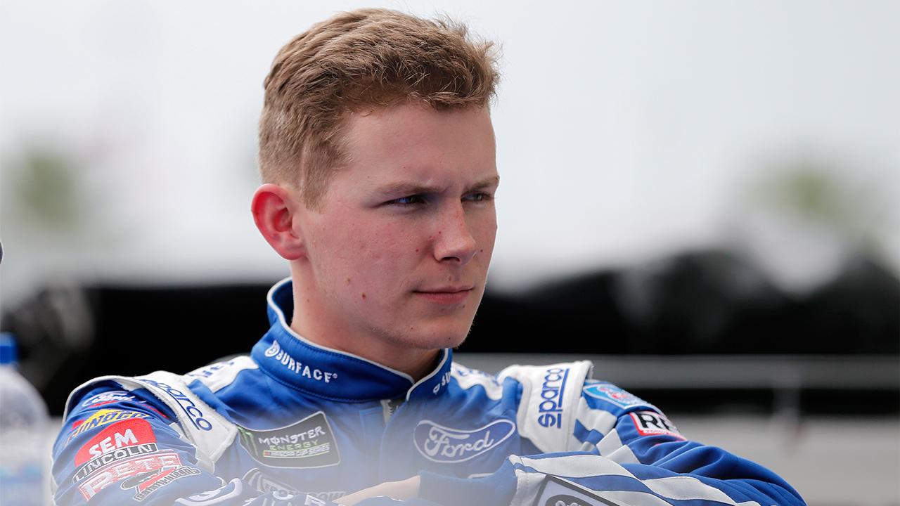 Matt Tifft Daytona 2019