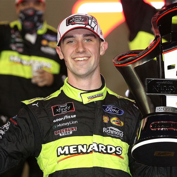 Austin Cindric NASCAR championship