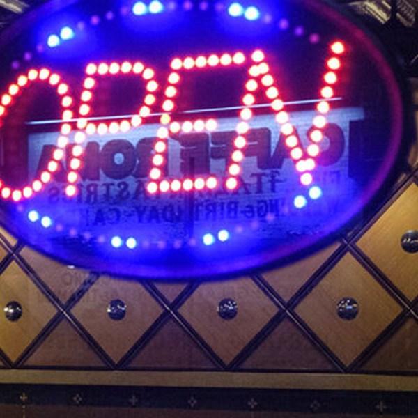 open sign generic