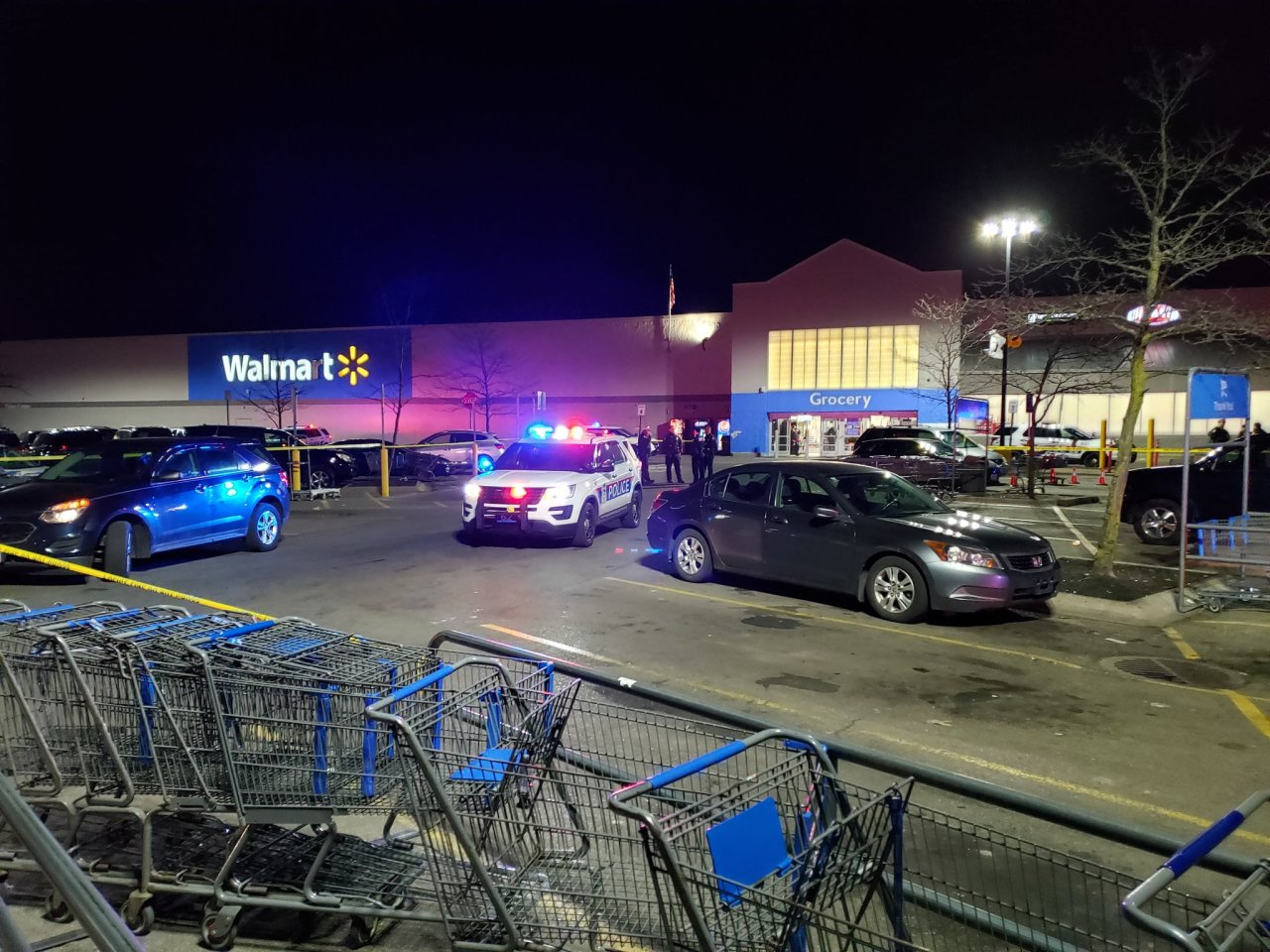 One injured at shooting near northeast Columbus Walmart - NBC4 WCMH-TV