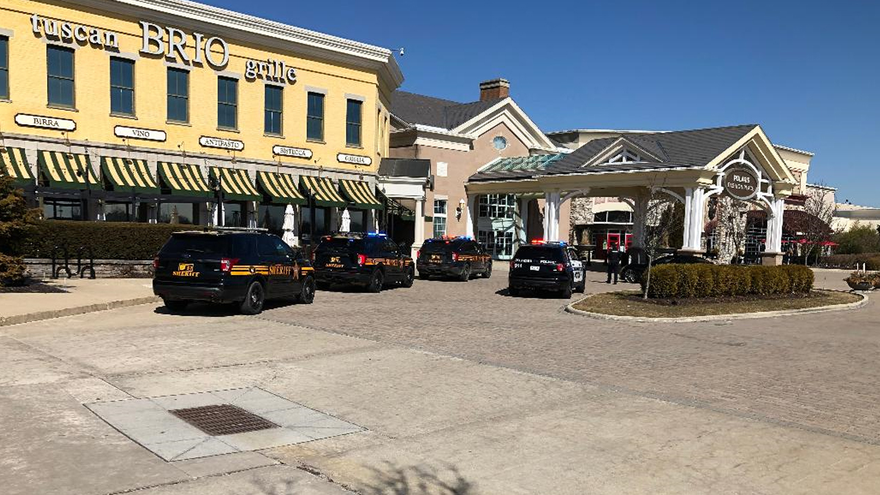Columbus Police: Polaris Fashion Place cleared after shots fired at mall; will reopen Thursday