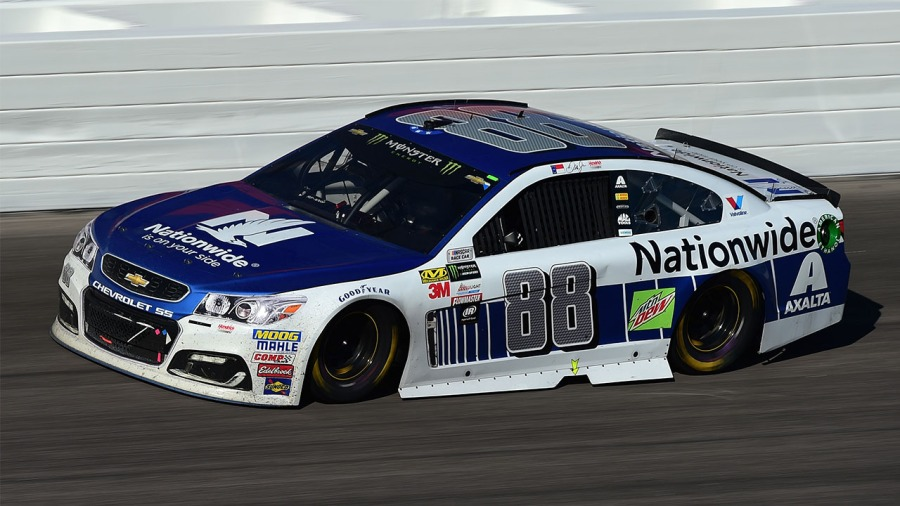 Dale Earnhardt Jr Nationwide NASCAR