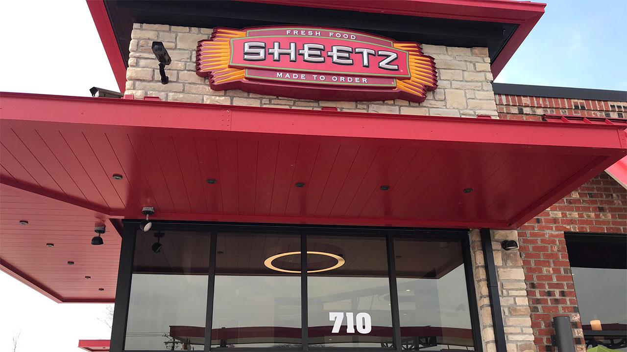 Sheetz Delaware exterior
