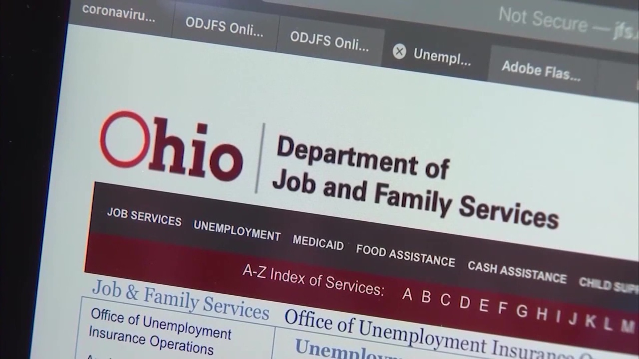 ODJFS: initial jobless claims and suspected fraud cases continue to drop