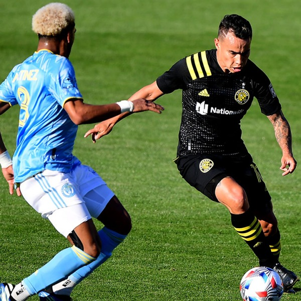 Lucas Zelarayan Philadelphia Union MLS 2020