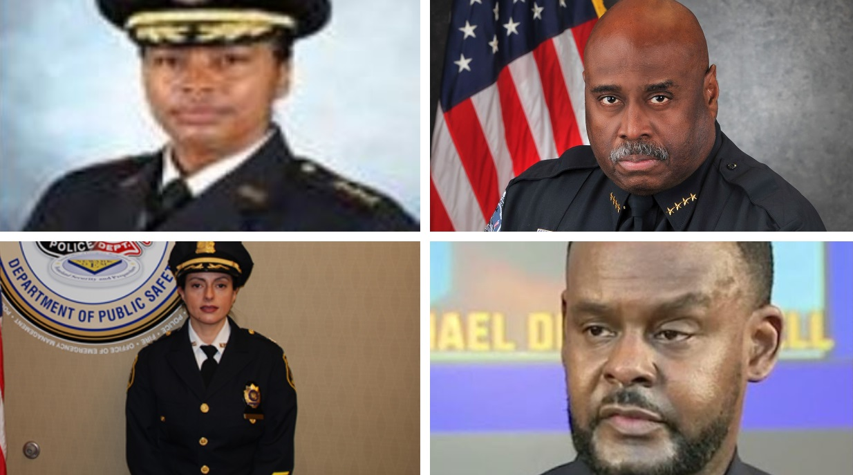 Columbus police chief: Finalists answer questions during town hall meeting