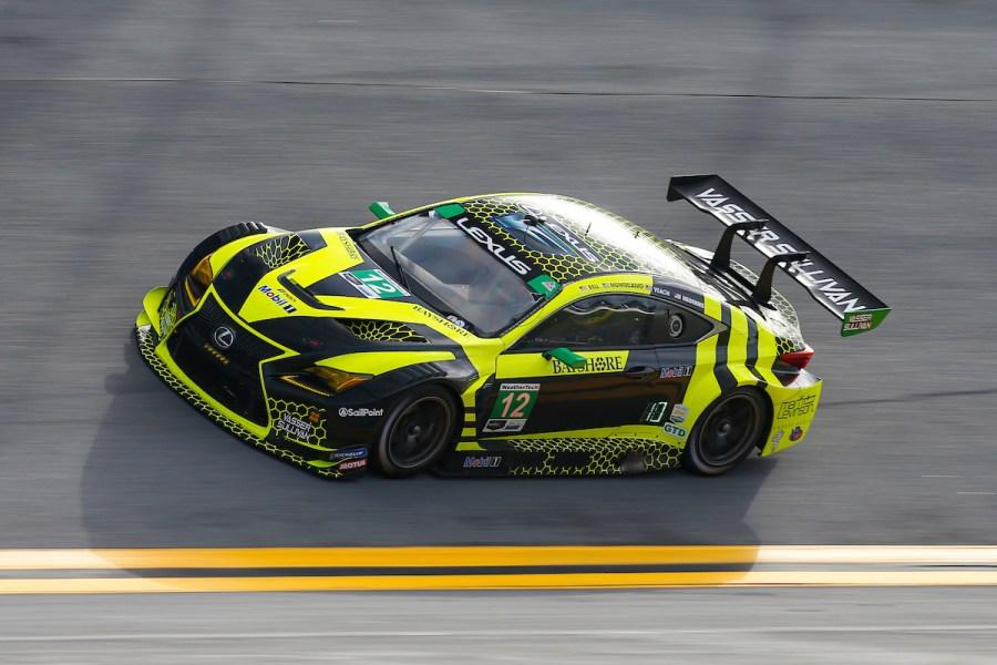 Veach IMSA Daytona car