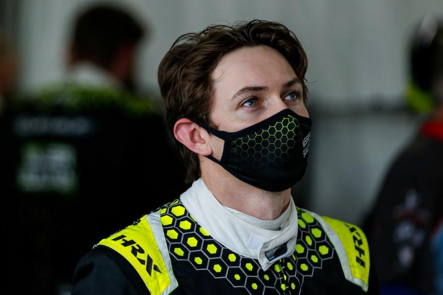 Veach IMSA Daytona person