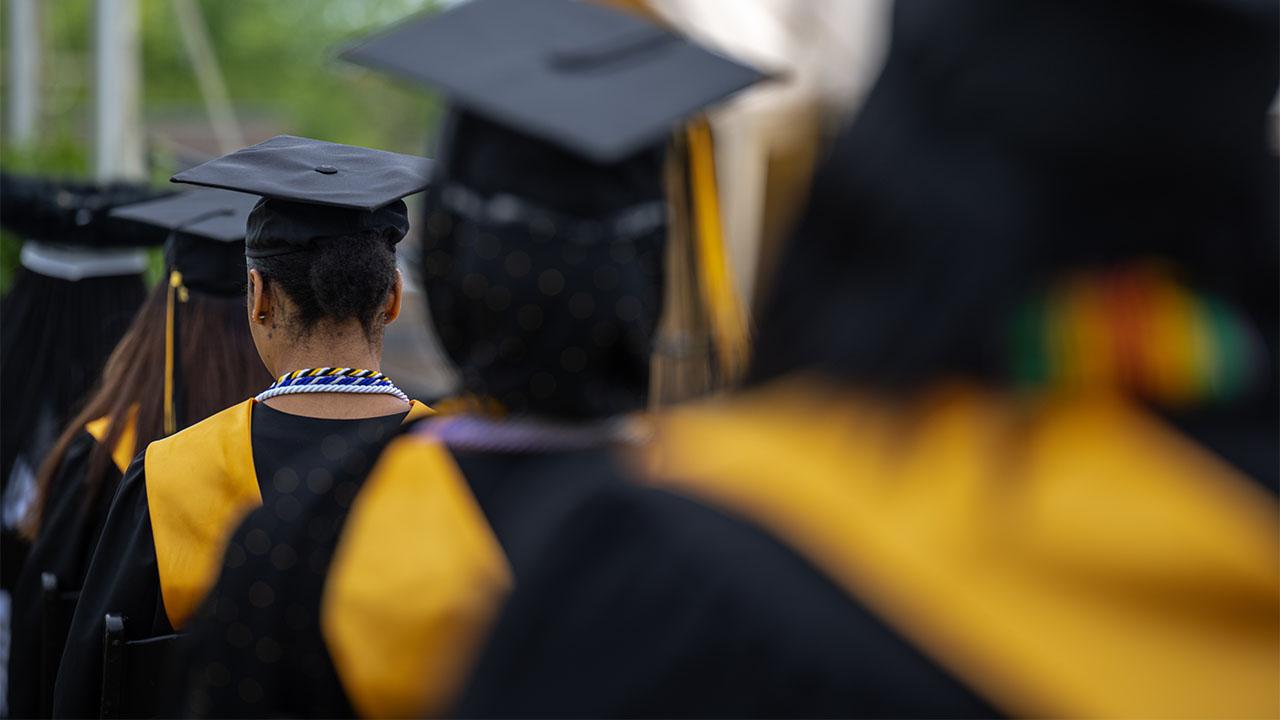 Jefferson County Kentucky high school graduation