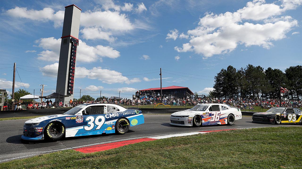 NASCAR Mid-Ohio 2019 Ryan Sieg
