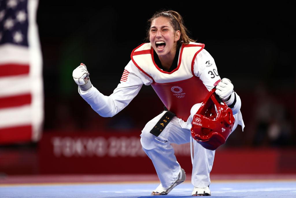 Anastasija Zolotic of Team United States