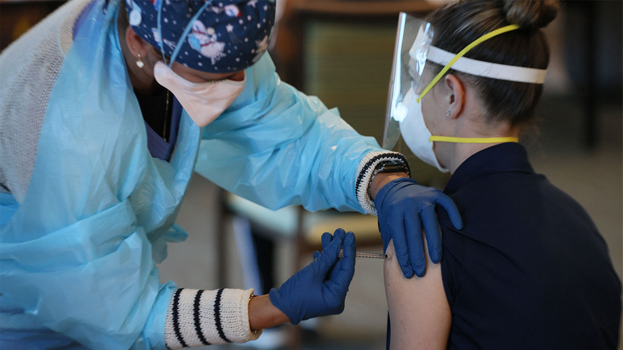 florida nursing home vaccine