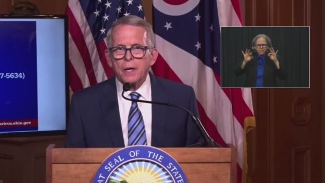 DeWine: 'We have two Ohios, the vaccinated and the unvaccinated'