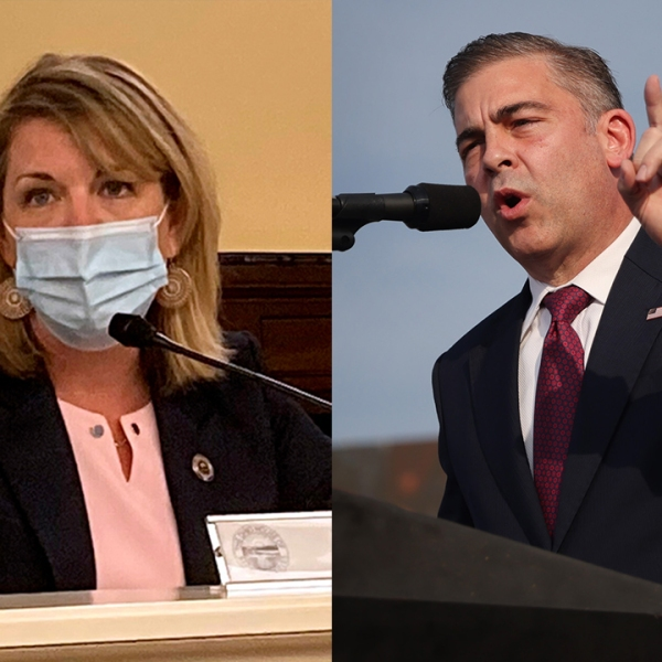 Carey Russo 15th district side-by-side 2